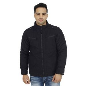 SOC 153 Cotton Top Multi Pocket Washed Quilted Jacket