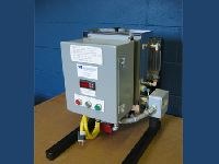Compressed Air Temperature Control System