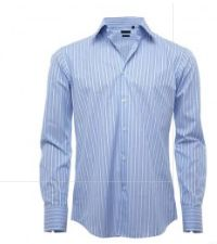 Pinstriped Shirts