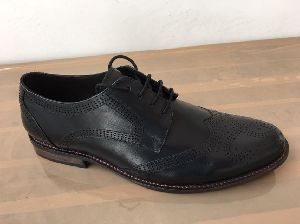 Mens Leather Sheet Sole Shoes