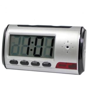 Digital Alarm Clock Dvr Camera