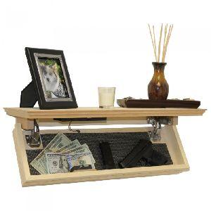 RFID Natural Quick Shelf Safe (Unfinished)
