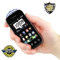 Streetwise SamStun Cell Phone Rechargeable Black