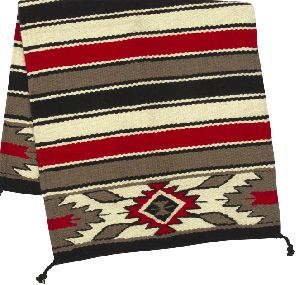 Horse Wool Saddle Blankets