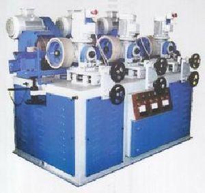 S S Round Pipe Polishing Machine