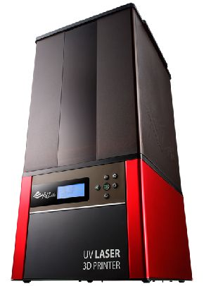 Xyz Printing  Uv Laser Sla 3d Printer