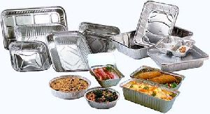 Aluminium Containers