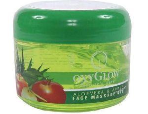 100 gm App le Face Massage Gel