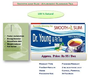 Ayurvedic Slimming Tea