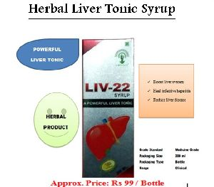 Herbal Liver Tonic Liv 22