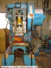Perkins Punch Press W/ Air Clutch