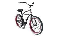 Santa Cruz Bbw Man Black Bike