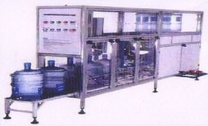 20 Ltr Automatic Jar Washing  Filling & Capping Machine