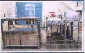 20 Ltr Manual Jar Washing & Filling Machine