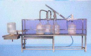 20 Ltr Semi Automatic Washing Filling & Capping Machine
