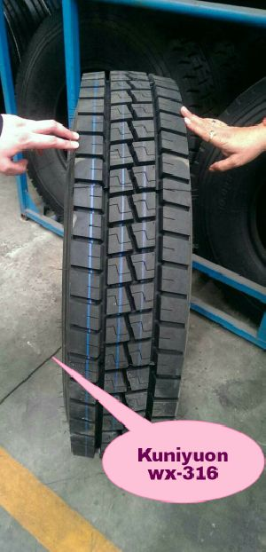 Wx-316 Truck Radial Tyres