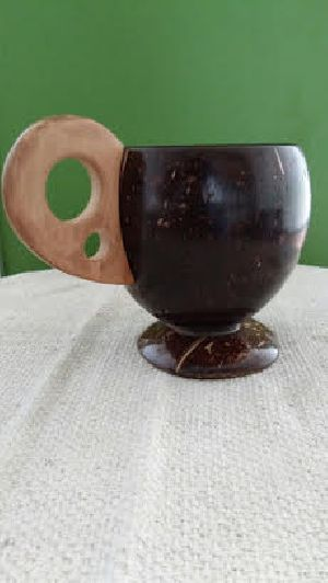 Coconut Shell Coffee Cups