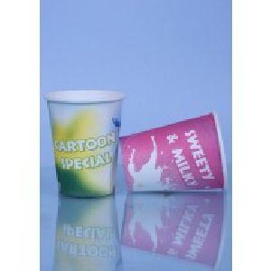 150 Ml Slim Big Multi Color Paper Cup