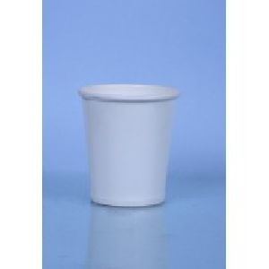 210 Ml Double Coated Plain Paper Cup