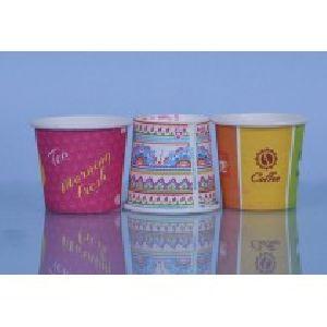 80 Ml  Multi Color Paper Cup