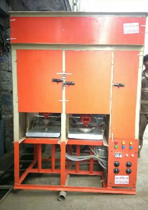Double Die Dona Making Machine Fully Automatic
