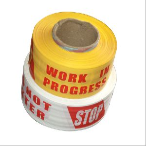 Safety Barricade Tape