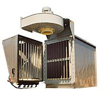 Polygonal Dust Collector