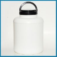 2 Gallon Short 120mm Hdpe Container