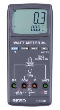 Autoranging Watt Meter