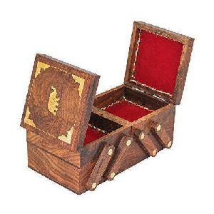 Designer Wooden Jewellery Box