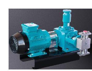 Plunger Dosing Pump