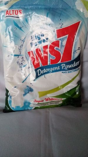 Ws7 Detergent Powder