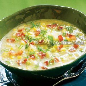 Instant Sweet Corn Soup Premix