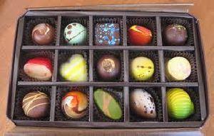 Fruit Flavoured Chocolates