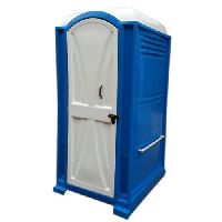 Light Weight Frp Portable Toilet Cabin