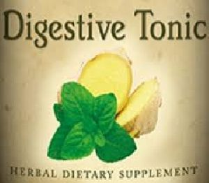 herbal digestion tonic