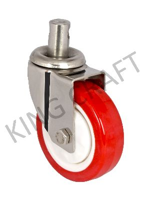 Stainless Steel Die Pressed Casters wheels