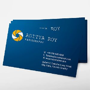 Visiting Card Design And Printing Service