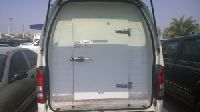 Refrigerated Van Hire Services