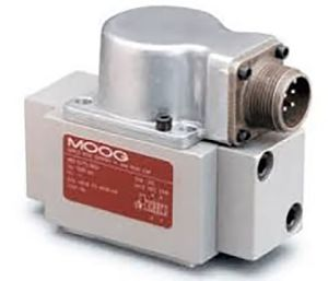 MOOG DIRECT DRIVE VALVES