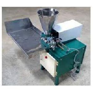Semiautomatic agarbati making machine
