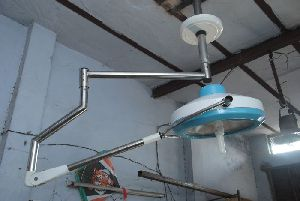 Single Dome Ceiling Mounted LED OT Lights
