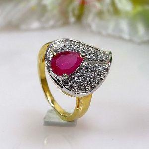 Stylish Diamond Ring