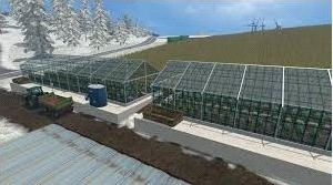 Solar Panel Cultivation System