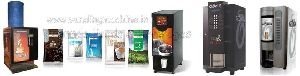 hot beverages tea machine
