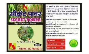 Secret Power Organic Plant Growth Promoter