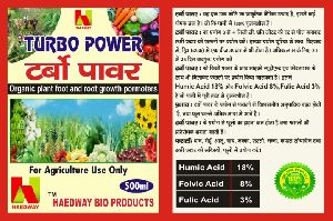 Turbo Power Plant Growth Promoter