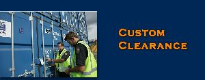 Import Custom Clearance Services