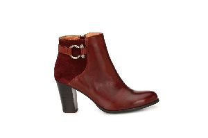 Etppl-1006-17 Womens Leather Ankle Boots