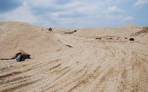 Pit Sand